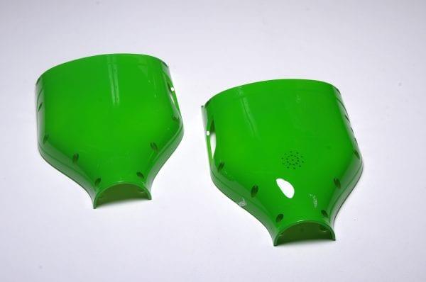 Корпус гироскутера 6.5 Green (низ)