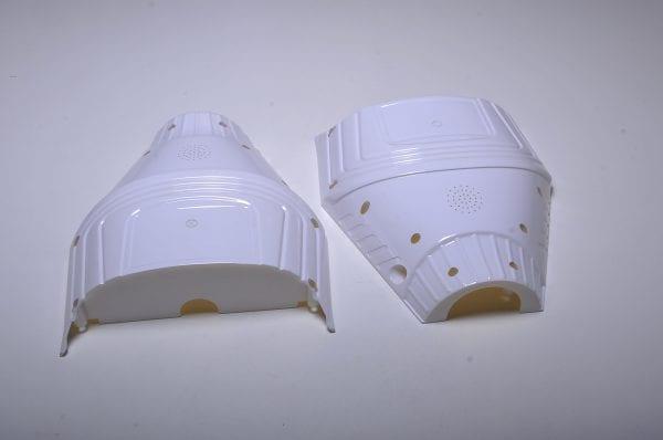 Корпус гироскутера Flash White (низ)
