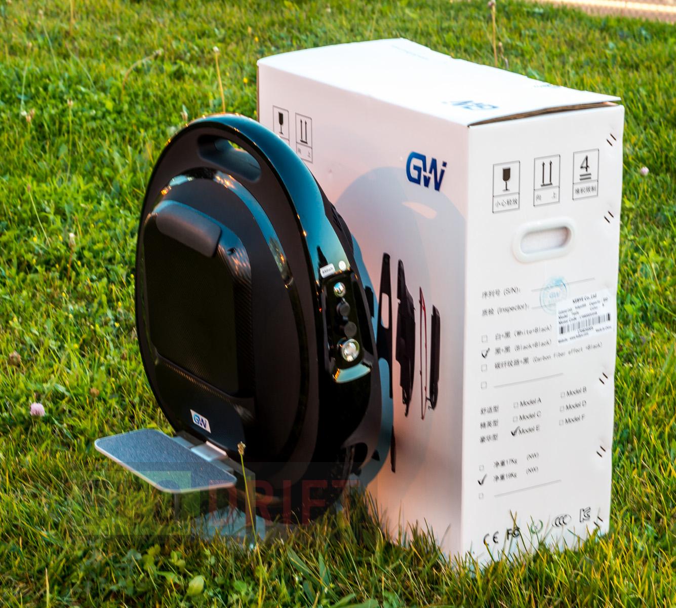 Моноколесо GotWay (Begode) Tesla V2 470Wh 84V