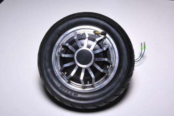 БУ Мотор колесо гироскутера 10 дюймов