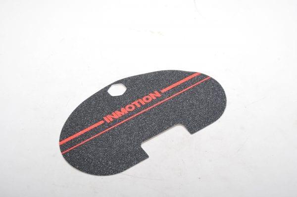Накладка на педаль моноколеса Inmotion V5, V5F, V8 (наждачка)