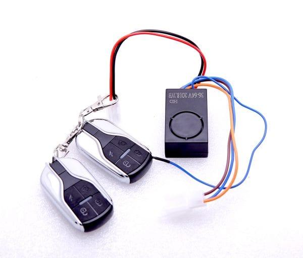 Пульт сигнализации электросамоката Joyor