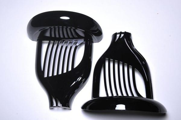 Корпус гироскутера 10.5 Black (верх)