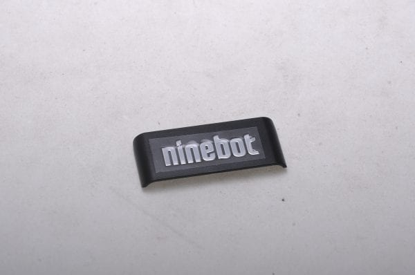Логотип мини-сигвея Ninebot by SegWay Mini Pro чёрный