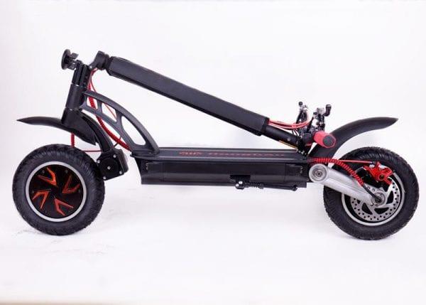 Электросамокат Kugoo G-Booster 48V/Dual Motor