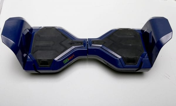 Корпус гироскутера Gyroor G2 синий ( в сборе)