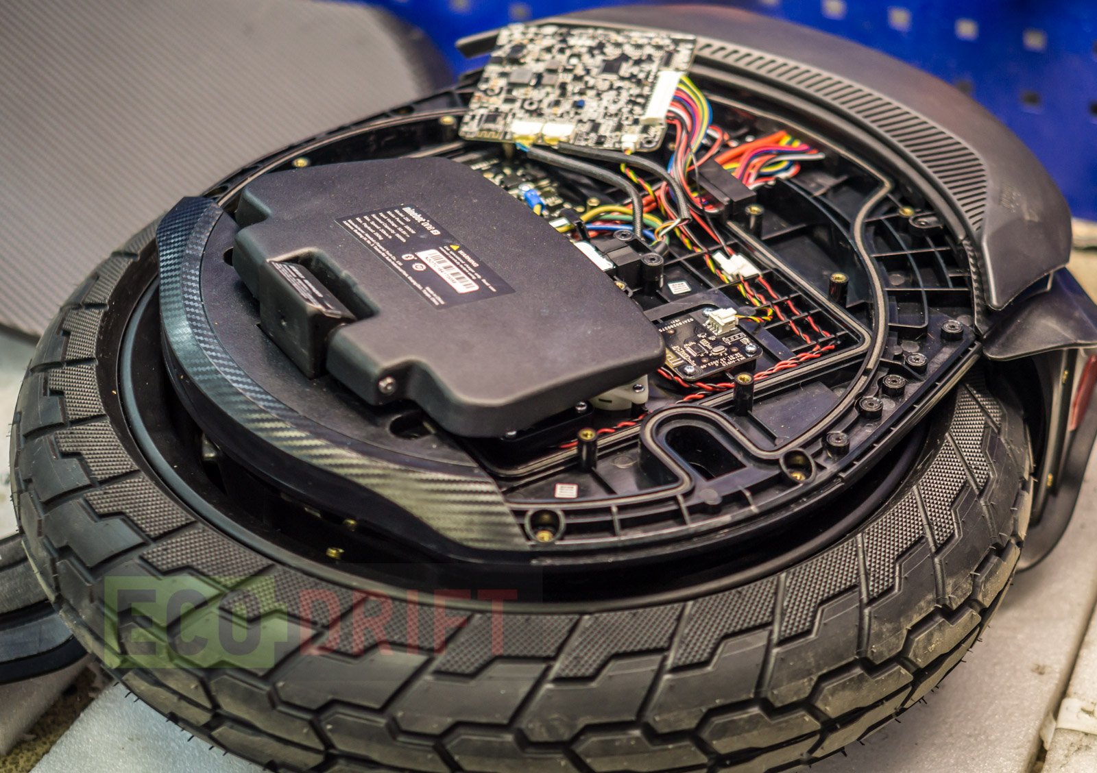 EcoDrift ru] Ninebot Z10: A Diagnosis of Common Issues