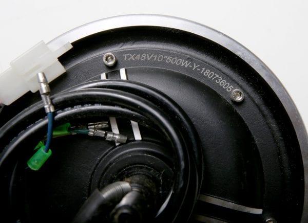 Мотор-колесо электросамоката Joyor 500W