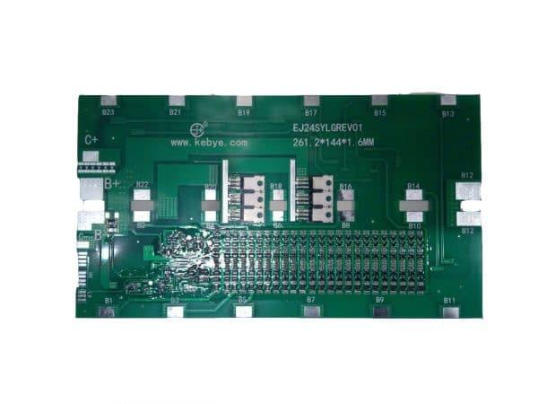 BMS моноколеса GotWay 24S/01 100V (261x144мм, 21700)