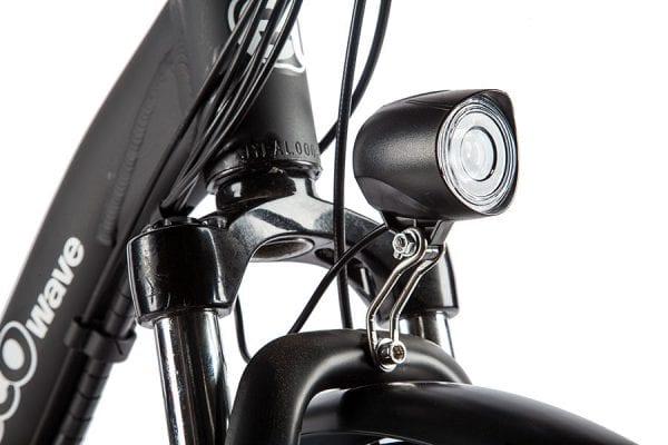 Велогибрид Eltreco WAVE 350W Black Matt