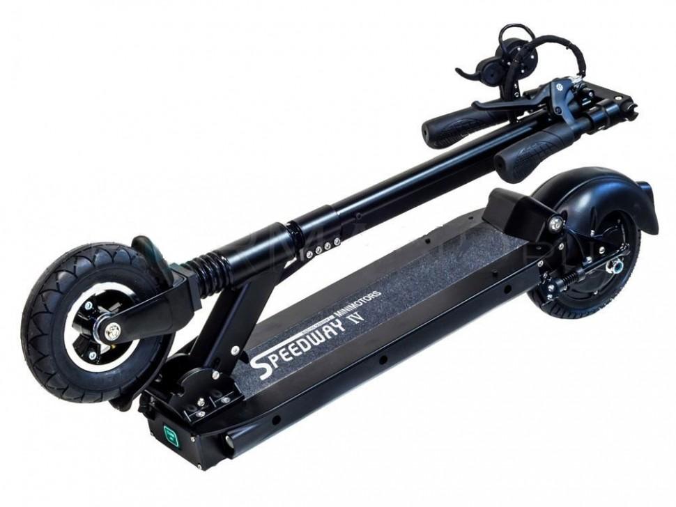 Электросамокат SpeedWay Mini4 Pro 48V13Ah black