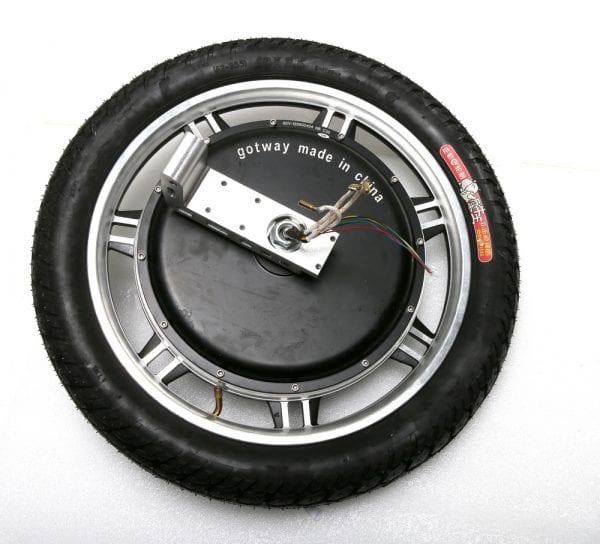 Мотор колесо моноколеса GotWay MSuperX (со стойками)