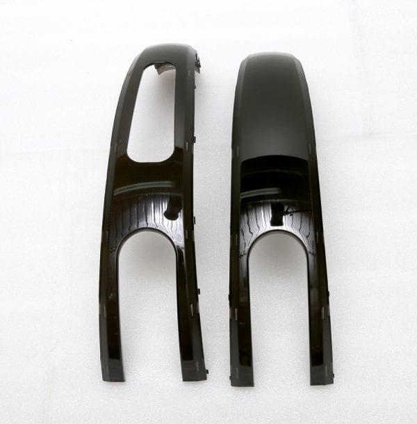 Накладка на корпус торцевая моноколеса GotWay MCM5 (передняя и задняя)
