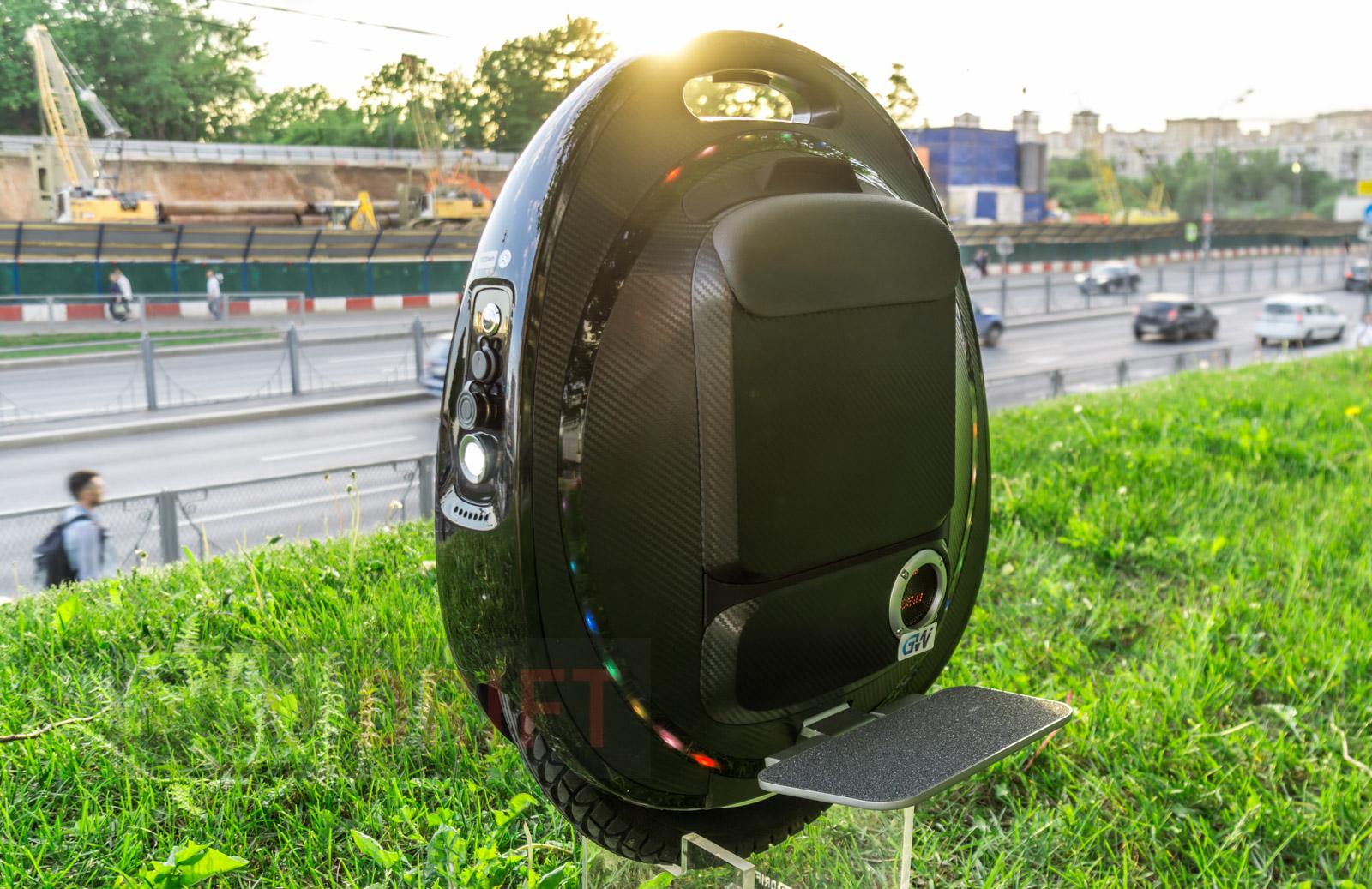 Gotway Tesla V2  Старая эргономика  – Ecodrift