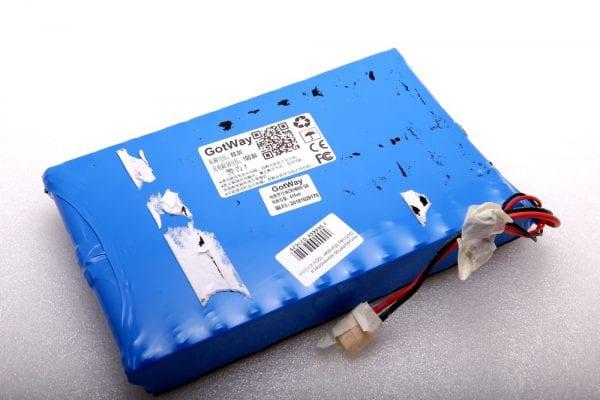 Аккумулятор моноколеса GotWay Monster 100V 615Wh