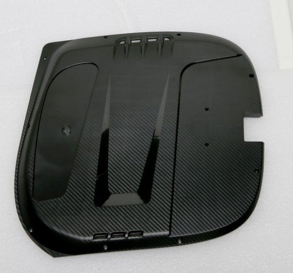 Корпус моноколеса GotWay MSuper X 84V, 100V (боковые накладки, комплект левая и правая)