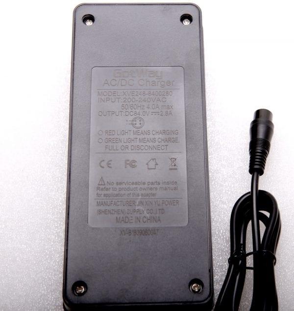 Зарядное устройство моноколеса GotWay 84V 2.8A