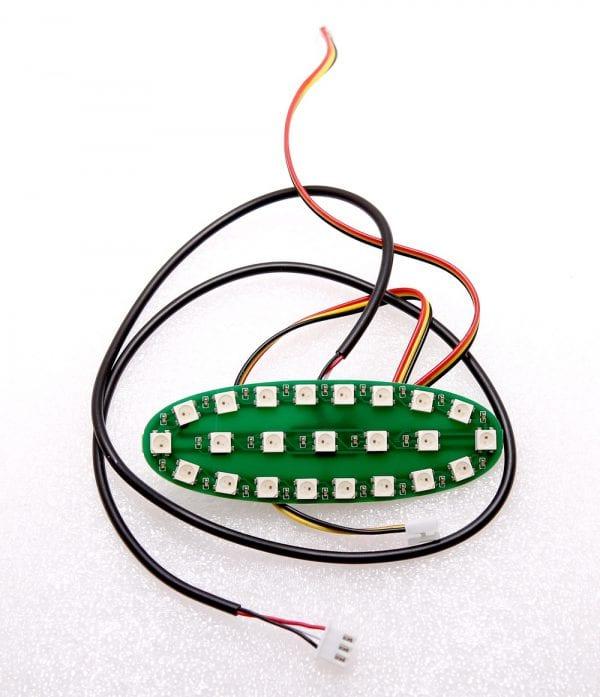 Задний фонарь моноколеса Gotway MSuperX (Диодная панель)