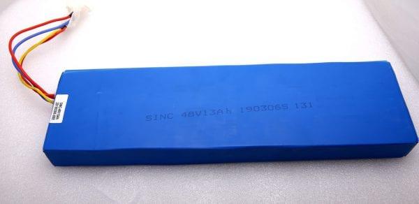Аккумулятор электросамоката Starway, MaxSpeed, Zero 48V 13Ah