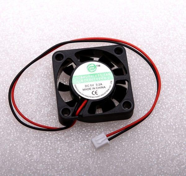 Вентилятор охлаждения 5V ( кулер) моноколеса GotWay