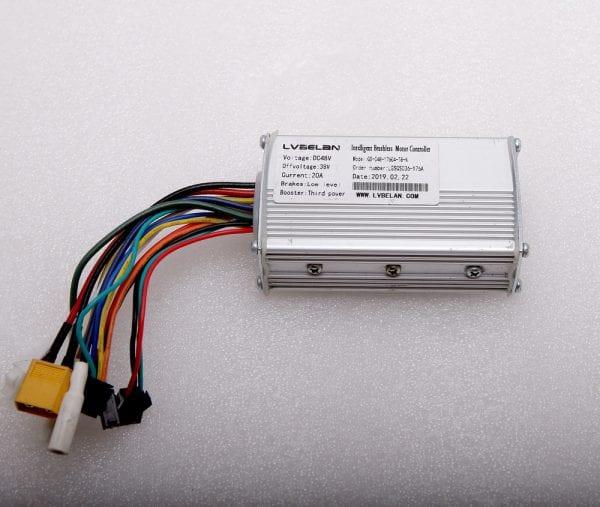 Контроллер электросамоката Starway Z8 - 20A/48V,52V (Kugoo X1)