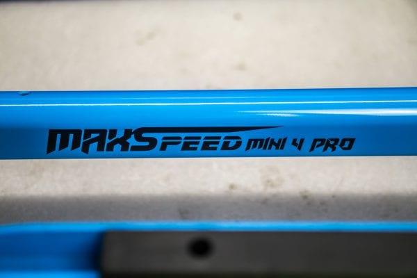 Электросамокат MaxSpeed Mini4 48V13Ah Pro Blue