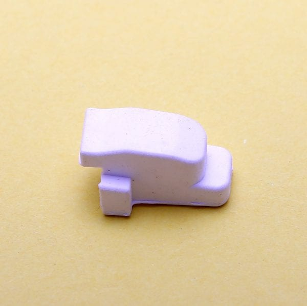 Демпфер для педали моноколеса Inmotion V5, V5F, V8 (белая резина)