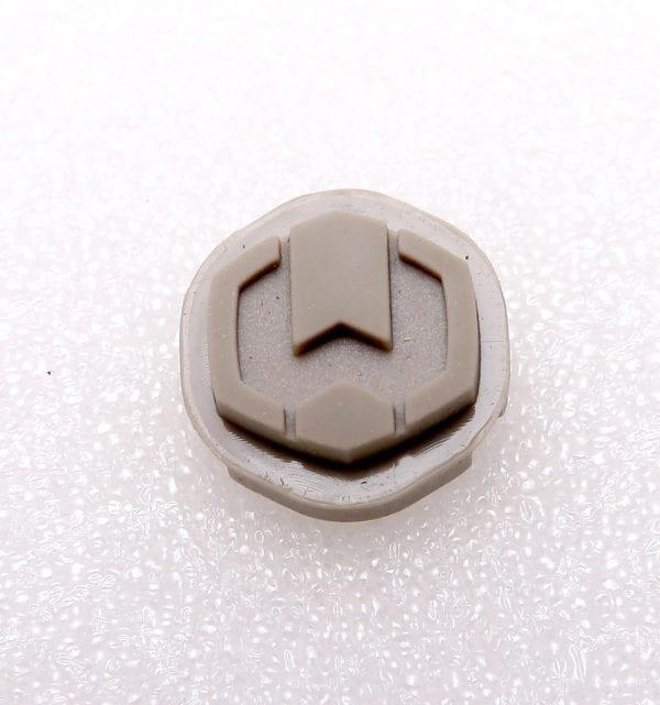 Логотип педали моноколеса Inmotion V8, V5, V5F (резина)