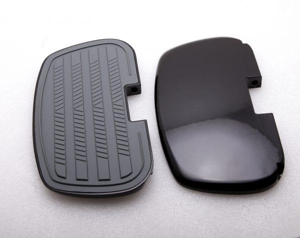 Педали моноколеса Inmotion V10, V10F  (каркас и накладка; комплект - 2 шт)