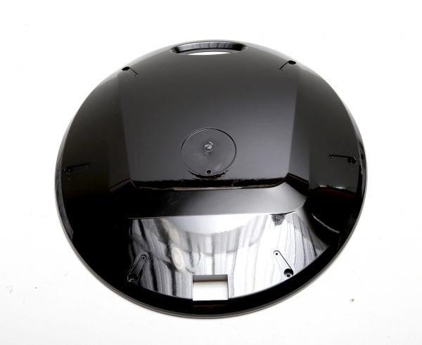 Корпус моноколеса GotWay Nikola 84V, 100V (Боковые накладки, комплект левая и правая) black