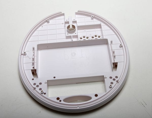 Корпус моноколеса GotWay Nikola 84V, 100V (внутренняя часть, комплект - 2 части)