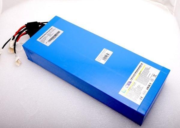 Аккумулятор электросамоката Starway MonSter  T10DDM (два контроллера) , Zero 10 , 52V18,4Ah
