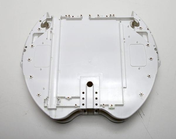 Корпус моноколеса KingSong 18L, XL White под кнопку (Внутренний корпус - Комплект)