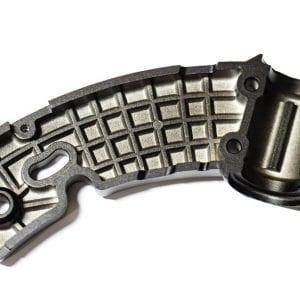 Рулевой стакан с гусём электросамоката Starway Z9/Z10