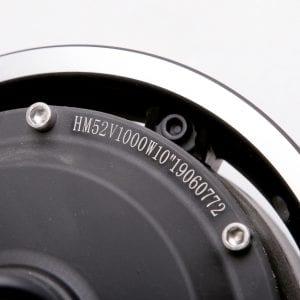 Мотор колесо электросамоката 52V 1000W Starway Monster T10-DDM