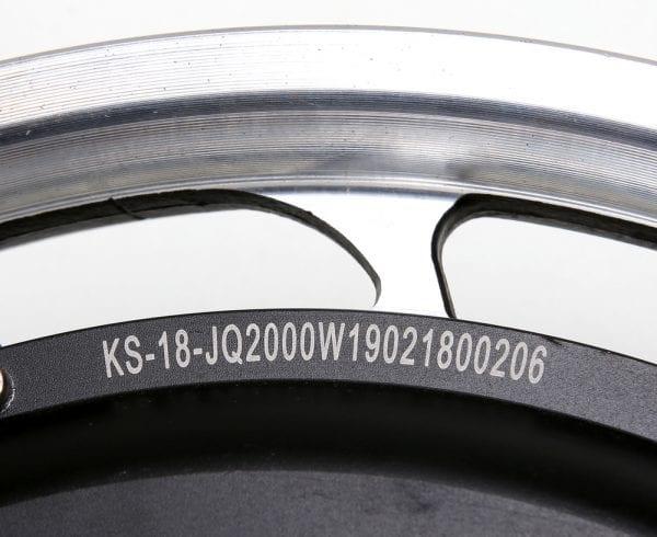 Мотор колесо моноколеса KingSong 18L 2000W
