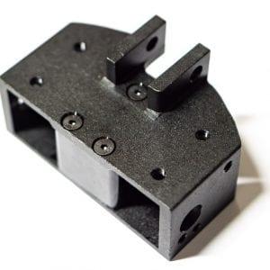 Основание (вкладыш) задних амортизаторов электросамоката Starway Z9