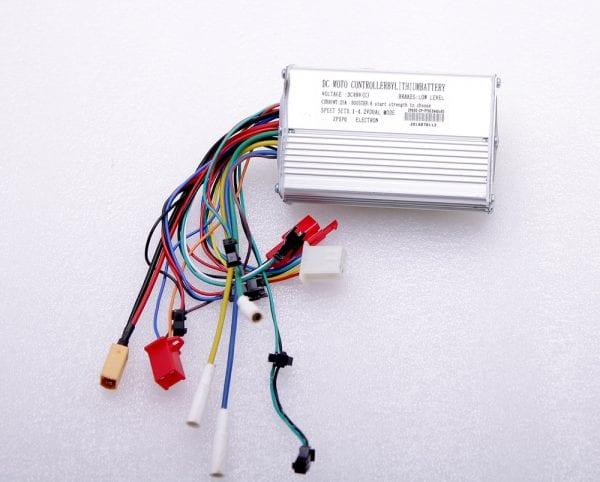 Контроллер 48V/18A электросамоката IceWheel