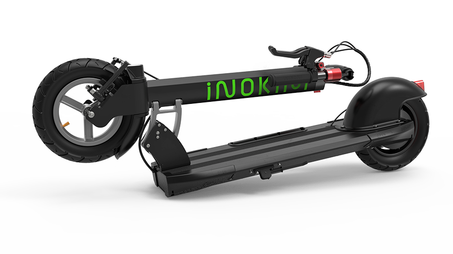 Электросамокат Inokim QUICK3+ 48V 13Ah LG Black