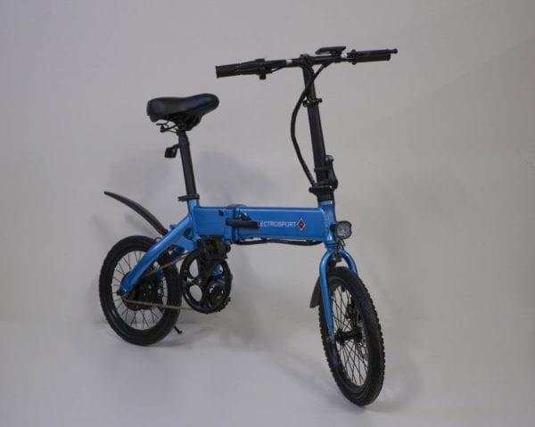 Электровелосипед Electrosport T2 Blue 250W 36V 5,2Ah