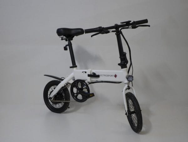 Электровелосипед Electrosport T2 White 250W 36V 5,2Ah