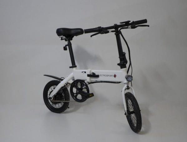 Электровелосипед Electrosport T4 White 250W 36V 7,8Ah
