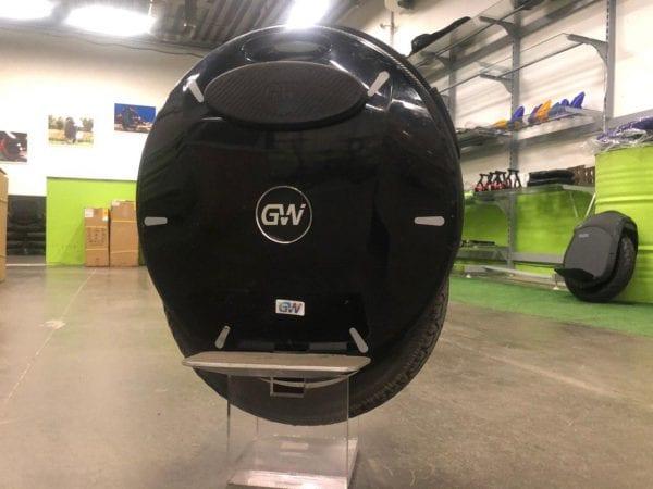 Тест Моноколесо GotWay Nikola Plus 1845Wh 100V Black
