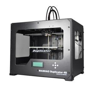 3D Принтер Wanhao D4S Double Extruder
