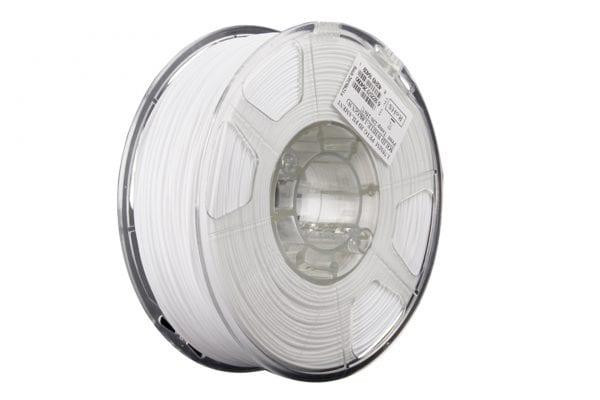 PETG пластик eSun, 1.75 мм, solid white, 1 кг