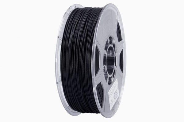PETG пластик eSun, 1.75 мм, solid black, 1 кг