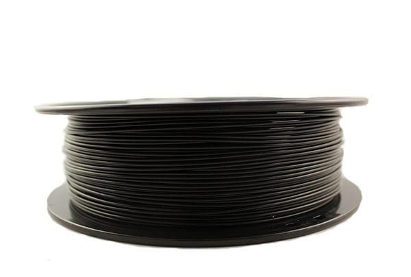 PLA пластик Wanhao, 1.75 мм, black, 1 кг