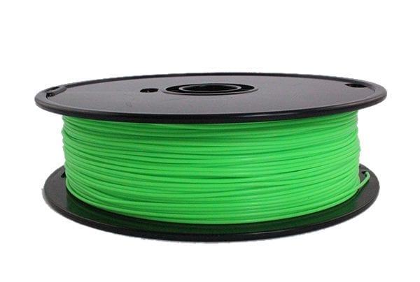 PLA пластик Wanhao, 1.75 мм, nuclear green, 1 кг