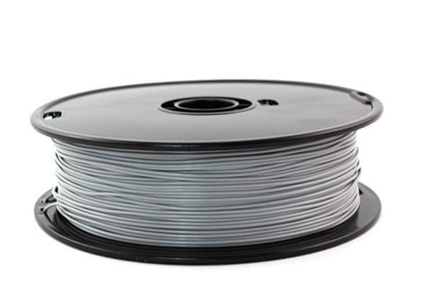 PLA пластик Wanhao, 1.75 мм, state grey, 1 кг