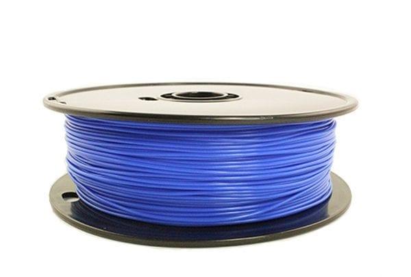 PLA пластик Wanhao, 1.75 мм, blue, 1 кг
